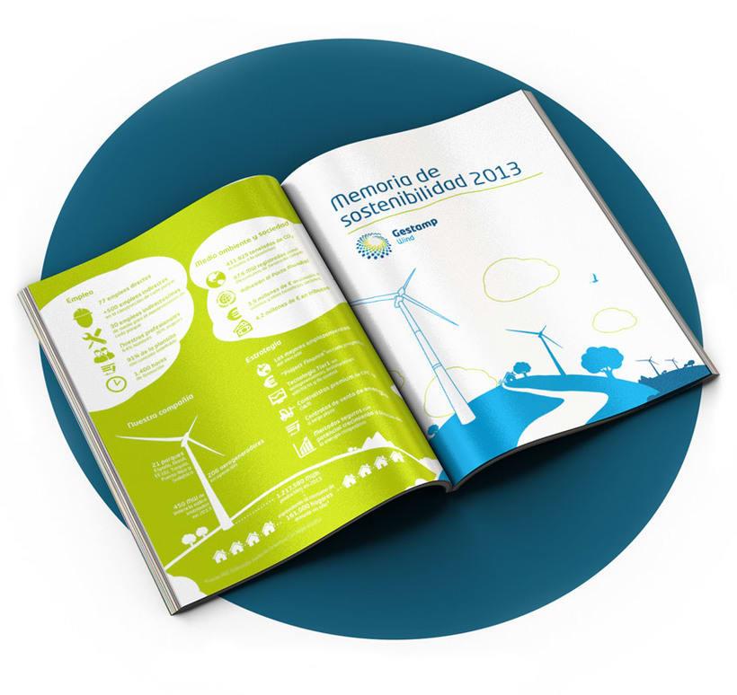 Memoria de sostenibilidad Gestamp Wind 2013 2
