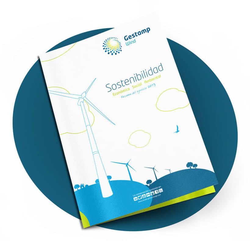 Tríptico de sostenibilidad Gestamp Wind 2013 1
