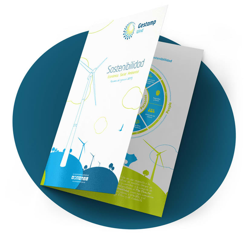 Tríptico de sostenibilidad Gestamp Wind 2013 3