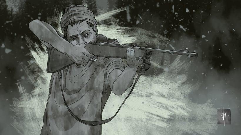 Decadencia. Animación ilustrada. 2016 1