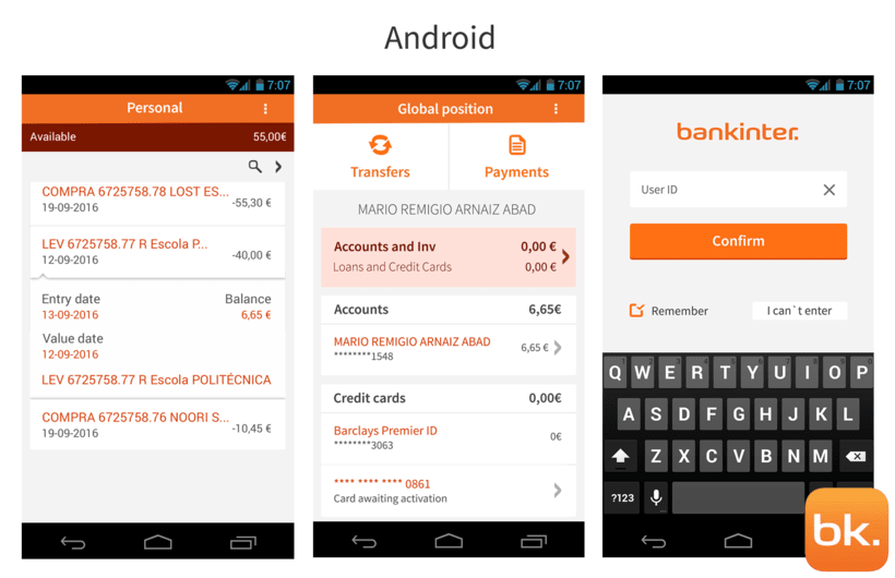 Senior UX & Visual designer Mobile Apps 1