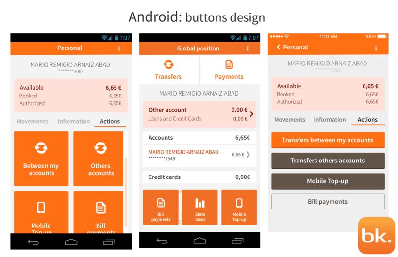 Senior UX & Visual designer Mobile Apps 2