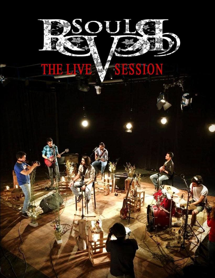 Proyecto Rock SOUL REVERB 13