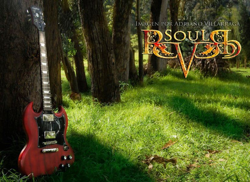 Proyecto Rock SOUL REVERB 5
