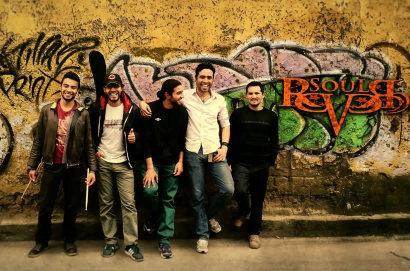 Proyecto Rock SOUL REVERB 7