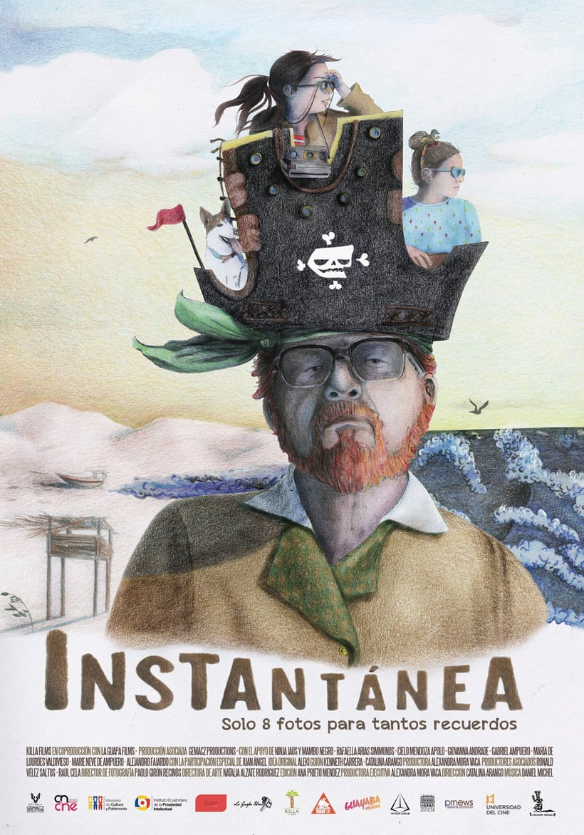 Instantanea¨ movie poster 1