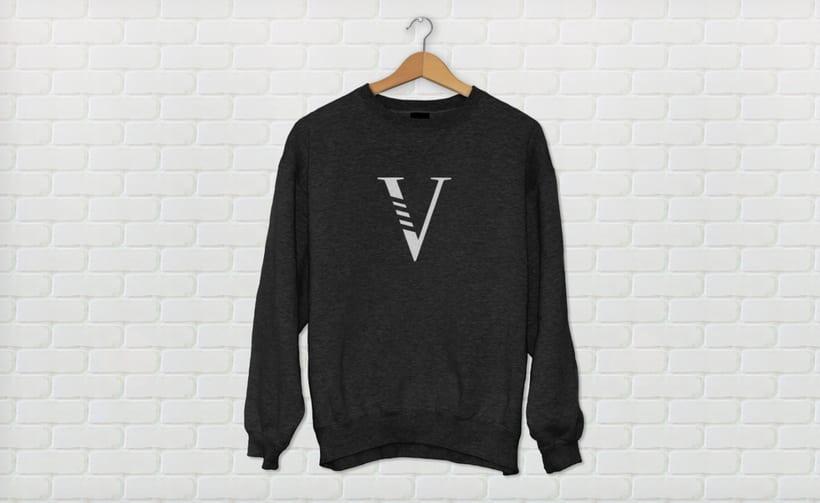 Identidad Gráfica. Snavy (marca de ropa) 11