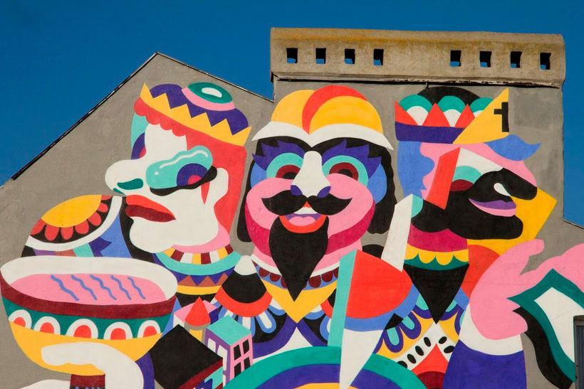 Arte urbano primigenio de la mano de 3ttman 11
