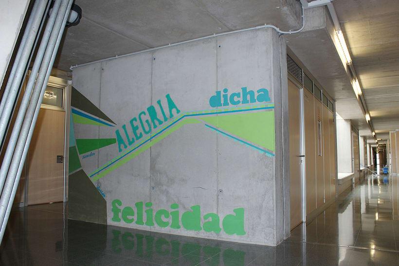 Murales IES Josefina de la Torre 4