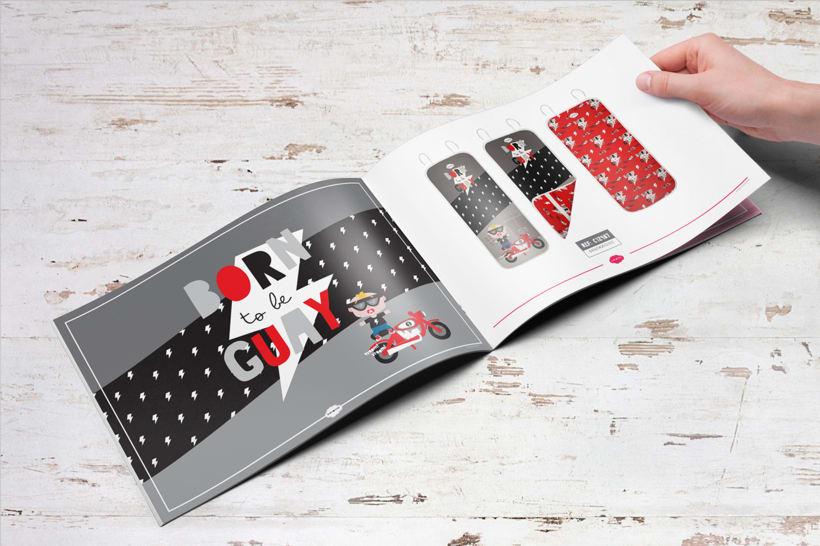 Baby Star - colección textil y catálogo 0