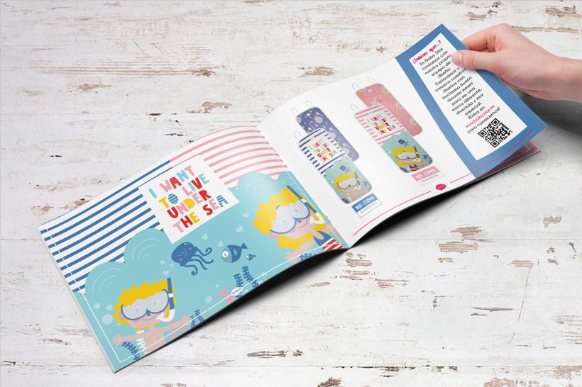 Baby Star - colección textil y catálogo 3
