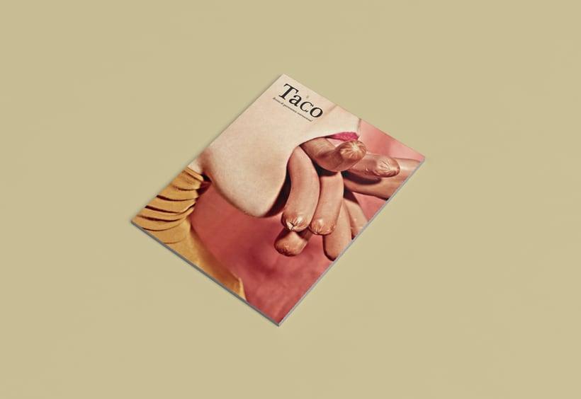 Taco, revista de gastronomía internacional 1