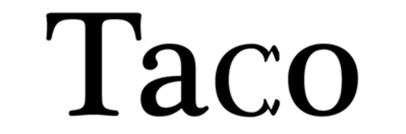 Taco, revista de gastronomía internacional 0