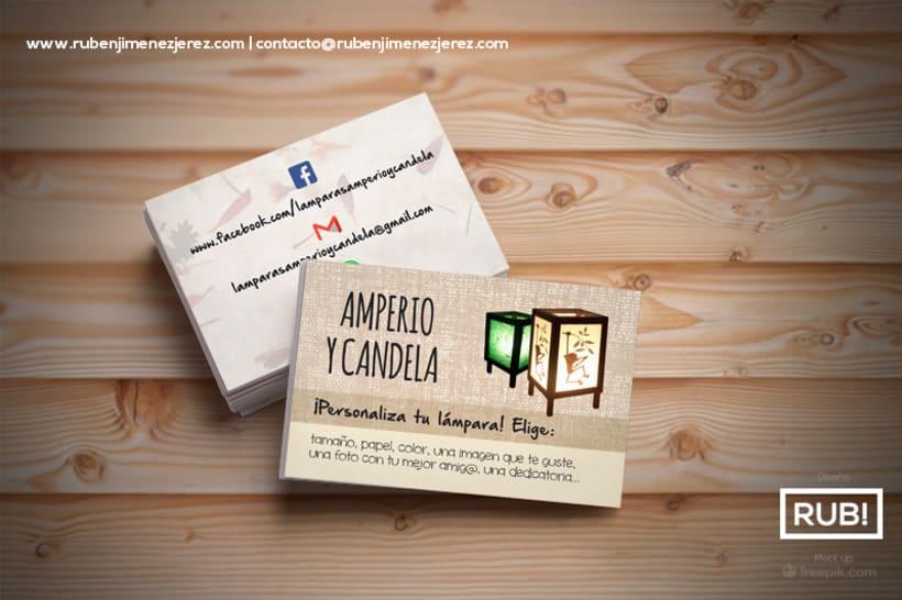 Tarjetas Amperio y Candela 0