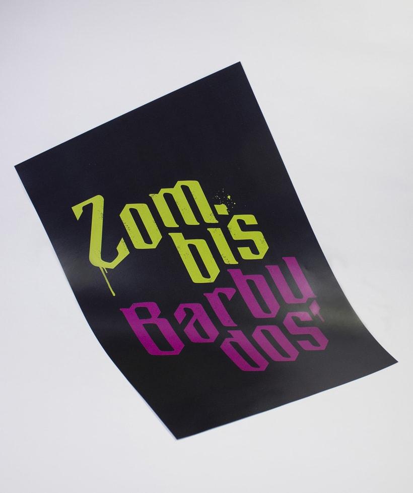Zombis Barbudos 5