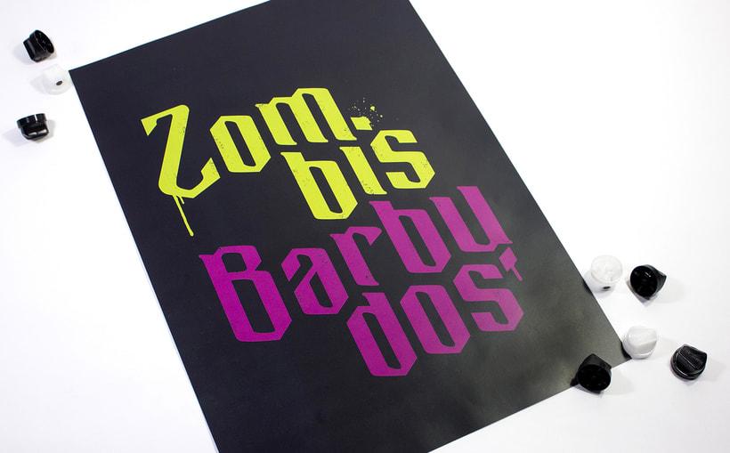 Zombis Barbudos 6