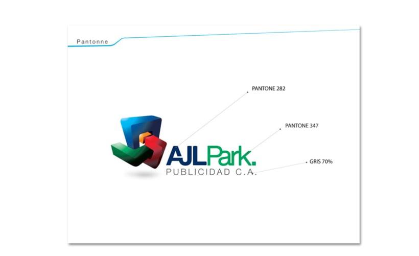Refrescamiento de Imagen AJL Park (nuevo logo) 1