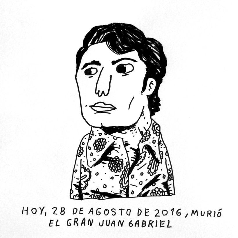 Diario ilustrado de mi mano derecha según la izquierda 24