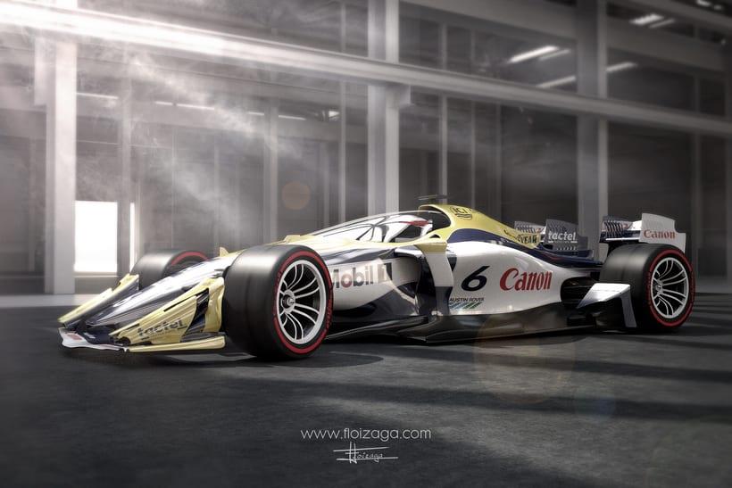 2016 - F1 concept car 0