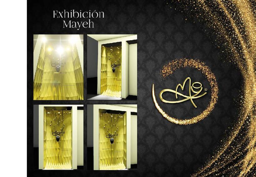PEARQS - Exhibición Mayeh 1