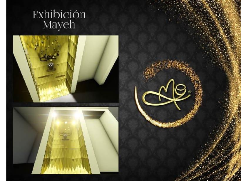 PEARQS - Exhibición Mayeh 2