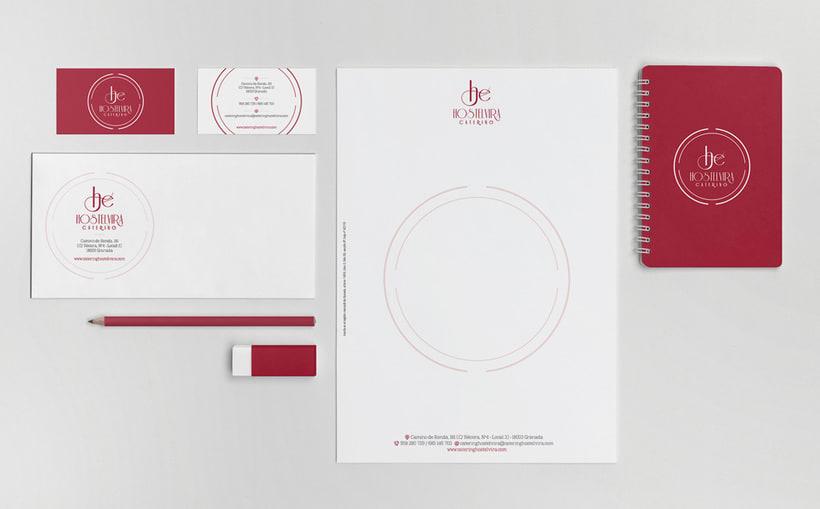 Actualización logo y papelería Catering Hostelvira -1