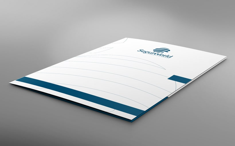 Actualización papelería Segurworld 2