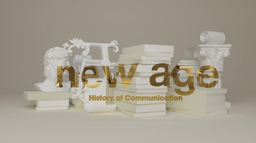 "AJ+ ""History of communication"" 0"