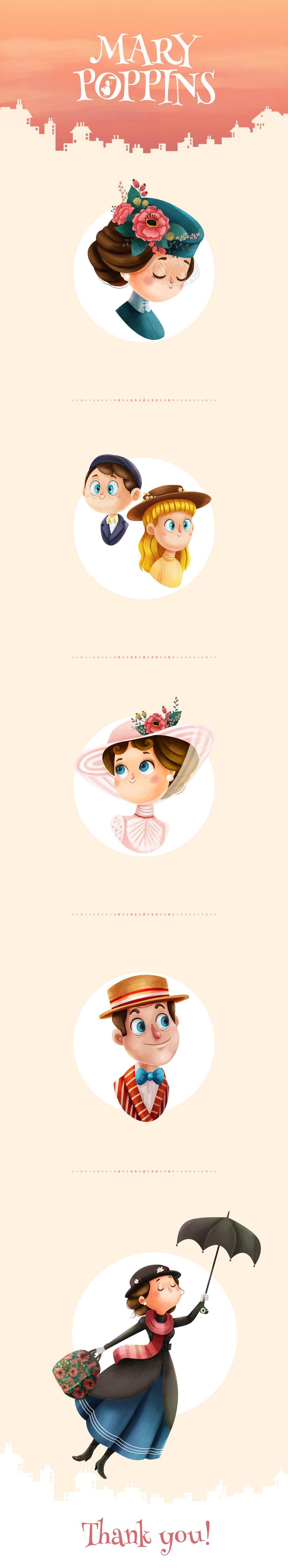 Mary Poppins -1