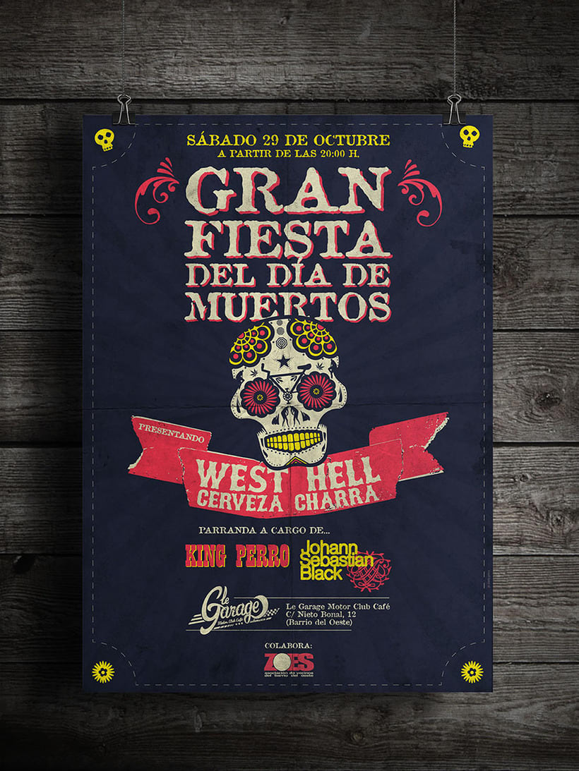 West Hell. Cerveza Charra 2