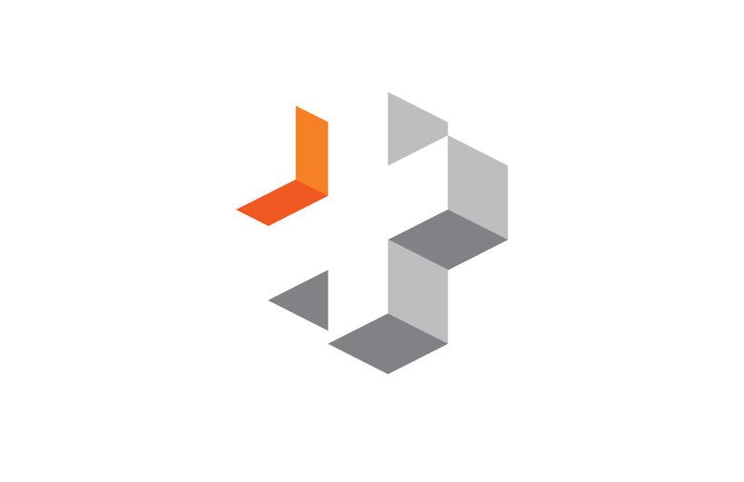 Diseño del logo para Square Plus / Diseño de interiores 0