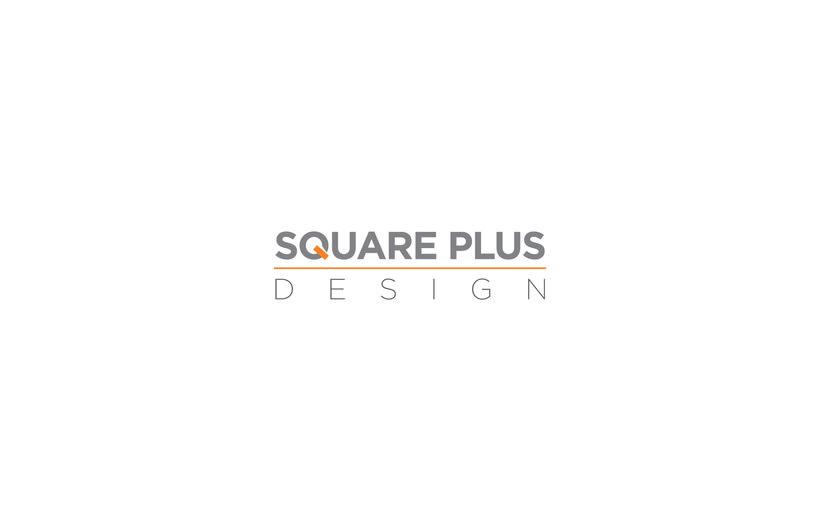 Diseño del logo para Square Plus / Diseño de interiores 2