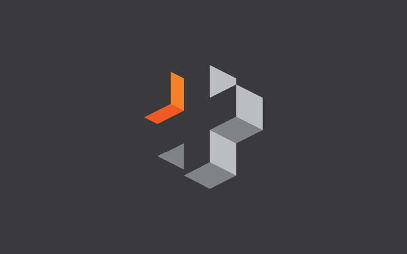 Diseño del logo para Square Plus / Diseño de interiores 5