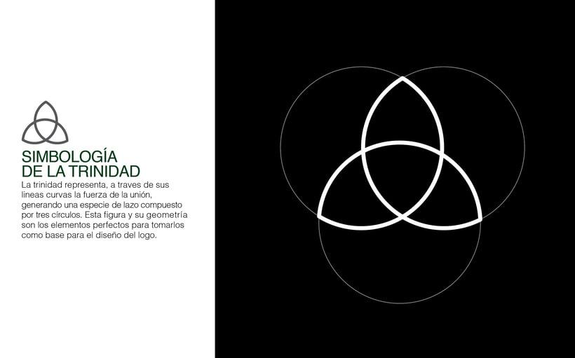 Finca la Trinidad. Diseño e imagen corporativa. 2