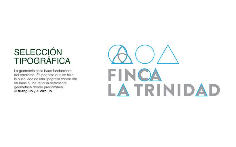 Finca la Trinidad. Diseño e imagen corporativa. 6
