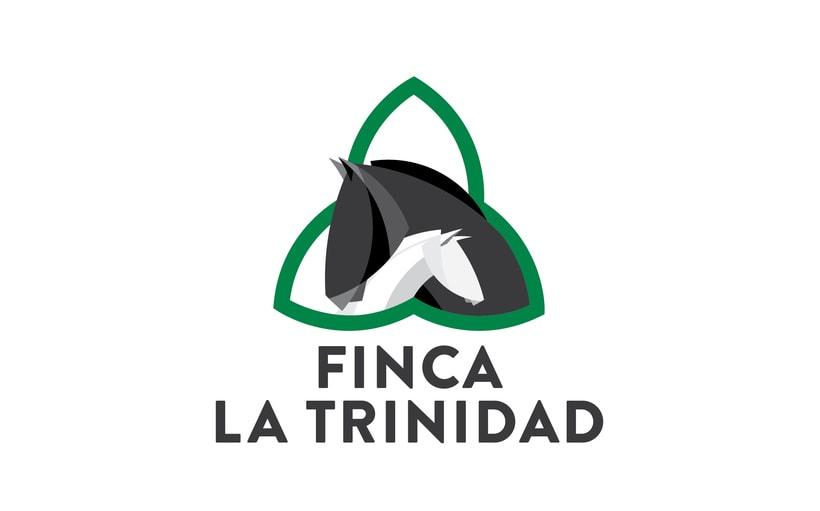 Finca la Trinidad. Diseño e imagen corporativa. 7