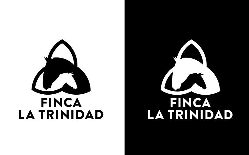 Finca la Trinidad. Diseño e imagen corporativa. 8