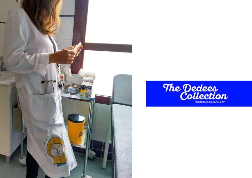 The Dedees Collection · Textil desarrollado para la Unidad de fisioterapia en colegios de integración de niños con problemas motoricos. 0