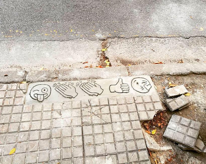 Arte urbano primigenio de la mano de 3ttman 8