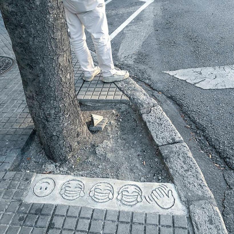 Arte urbano primigenio de la mano de 3ttman 14