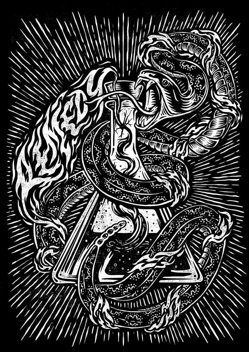 Entrevistamos al ilustrador Pedro Oyarbide 9