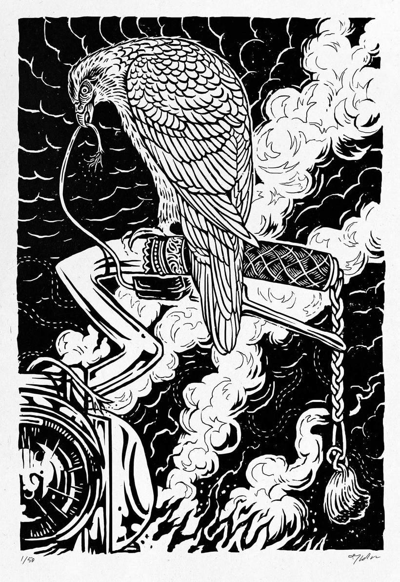 Entrevistamos al ilustrador Pedro Oyarbide 23