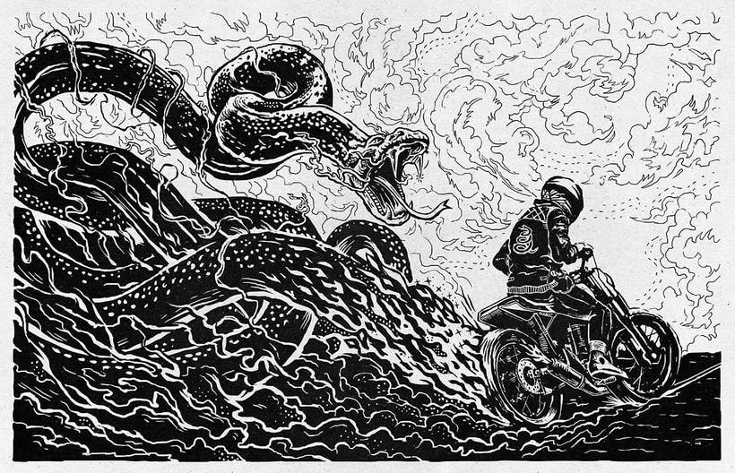 Entrevistamos al ilustrador Pedro Oyarbide 25