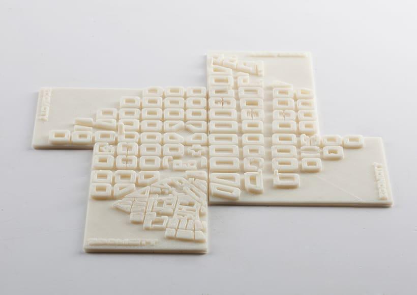 3D Printing Tarjetas ZoomCity 4