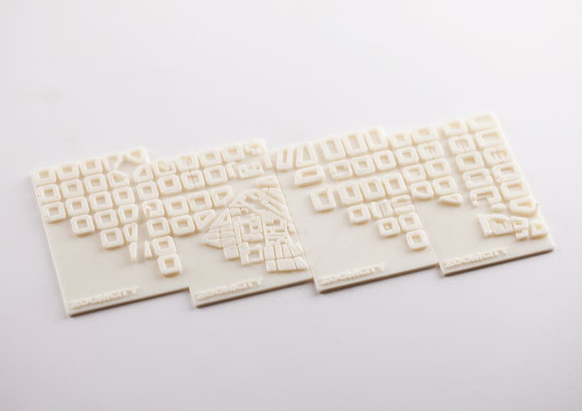 3D Printing Tarjetas ZoomCity 7