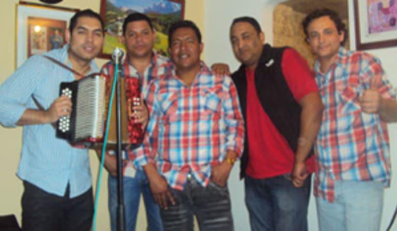 Parrandas Vallenatas en Bogotá 0