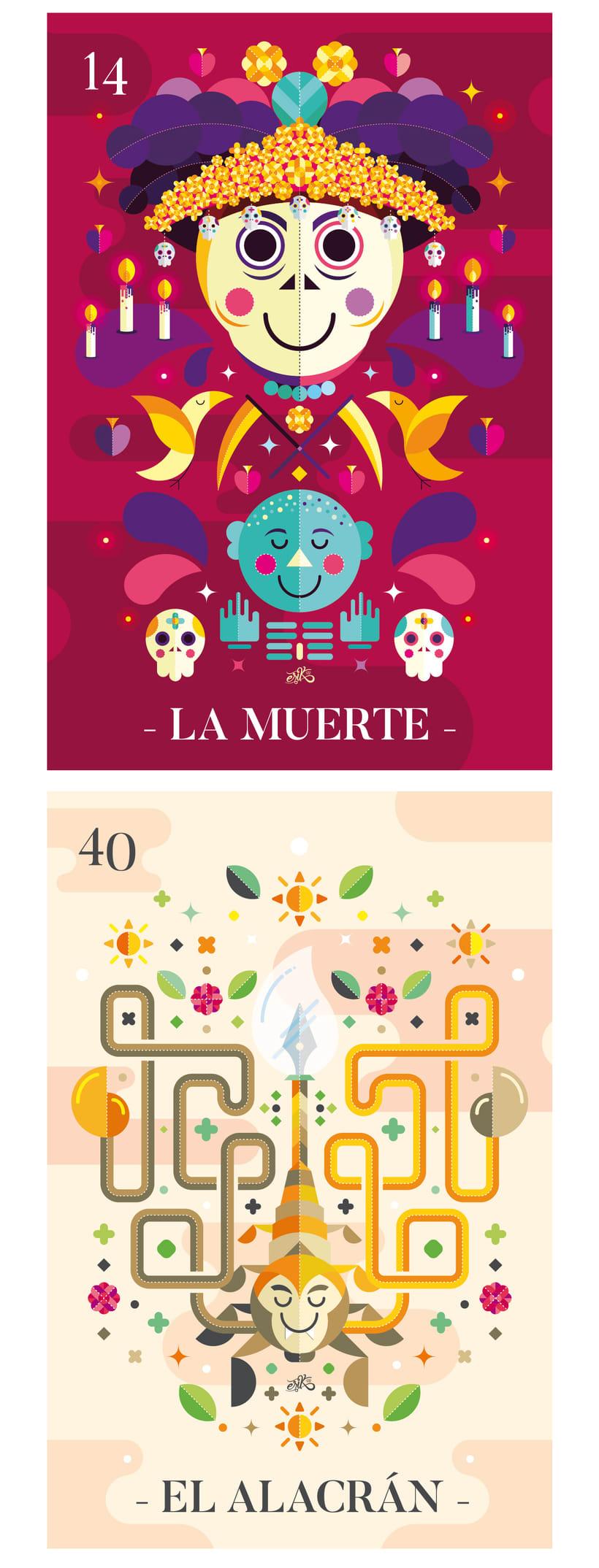 Lotería mexicana 2