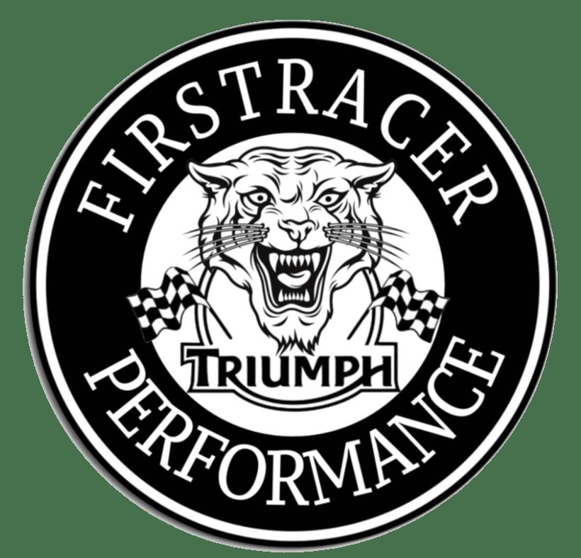 Logotipo Triumph pintumoto  -1