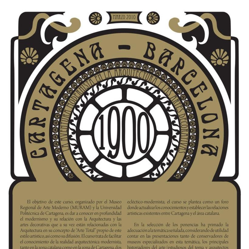 Polidiptico cuso Cartagena- Barcelona 1900 2