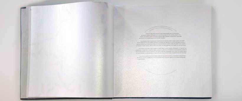 Catálogo y trípticos de la Exposición STÉREO de Jesús Segura 3